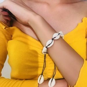 Shell Bracelet or Anklet